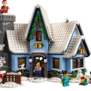 lego creator expert santas visit 10293 now up at us lego shophome