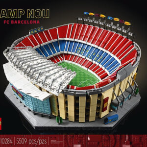 lego fc barcelona camp mou stadium more