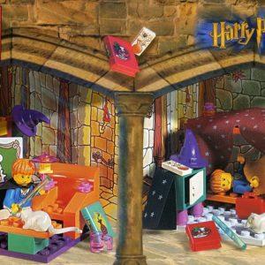 lego harry potter gryffindor dorms gwp revealed