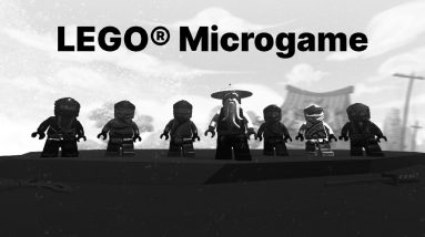 lego ideas partnering with ninjago for microgame project