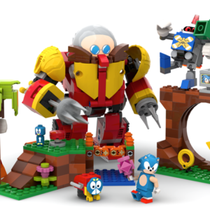 lego ideas sonic mania green hill zone set rumored to come out next year with some changes
