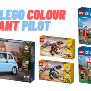lego launches pilot program in the uk offering recoloured set variants like that blue lego fiat 500 available now