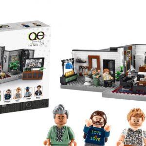 lego queer eye the fab 5 loft 10291 revealed