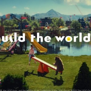 lego refreshes the rebuild the world advertising campaign in time for christmas