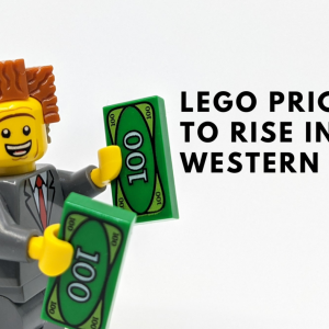 lego set prices are going up in western europe
