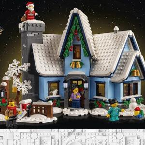 lego winter village santas visit press release
