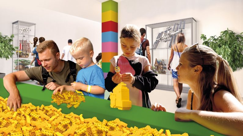 legoland billund will expand with six new attractions in 2022