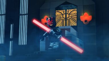 new lego star wars halloween shorts include the mandalorian and more