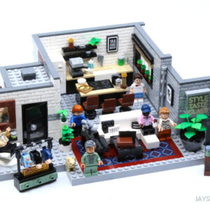 review lego 10291 queer eye the fab 5 loft