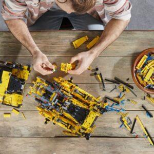 several lego technic models rumoured for 2022