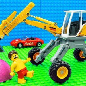 Super Crane Bulldozer Excavator Forklift