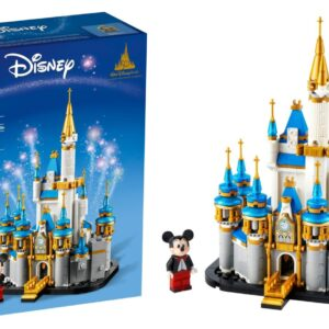 the mini lego disney castle 40478 now has a price release date and more