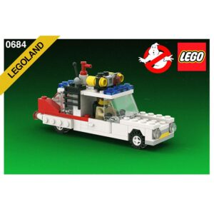 what if lego made ghostbusters sets when the film came out