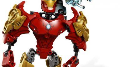 buildable lego marvel iron man mark 43 armour rumoured