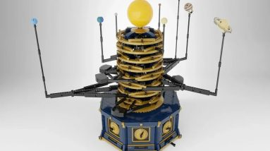 chrisorchards clockwork solar system becomes sixth 10 k set for lego ideas third 2021 review stage