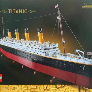 first image of lego titanic set 10294 leaked ahead of supposed november release