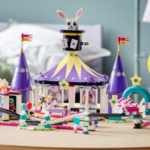 large lego city and friends sets are worth more points this month