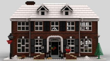 lego home alone rumoured to be the largest ideas set yet