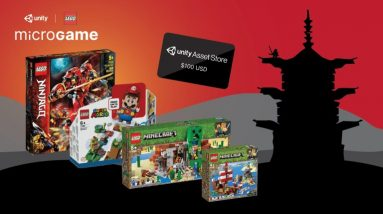 lego ideas spruces up unity ninjago microgame contest prizes by adding actual ninjago sets