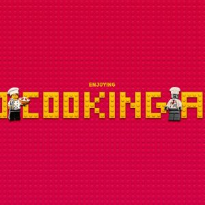 LEGO My Talking Tom In Real Life - Stop Motion Cooking & Funny Video
