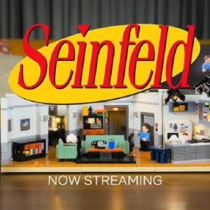 netflixs lego form seinfeld promo teaser of mini build or just another joke