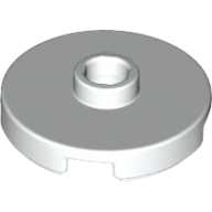 random part of the day plate round w 1 knob