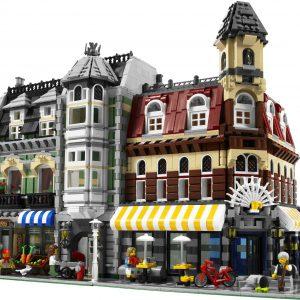 rumor of lego creator expert modular 15th anniversary set hotel art gallery 10297