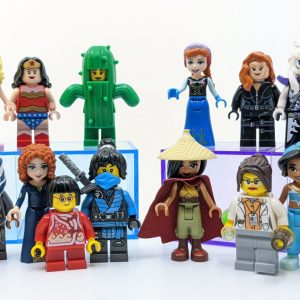the lego group to remove gender bias and harmful stereotypes from lego products and marketing